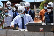 Le centre de recherche et de ressource sera un pôle d'excellence, les prémices d'un futur CHU pour les élus guyanais