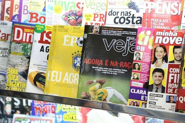 Presse brésil Neymar