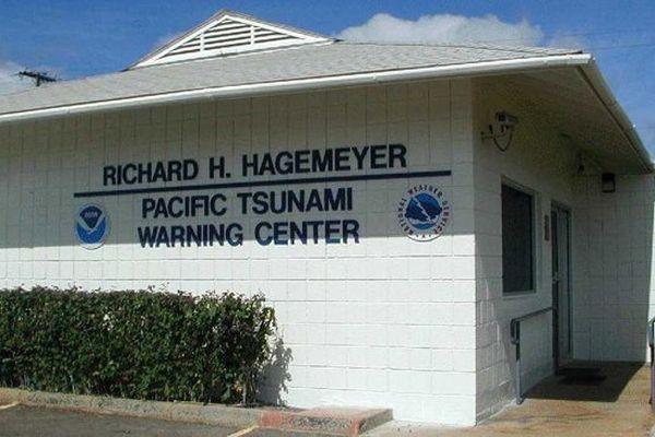 Pacific Tsunami Warning Centre,