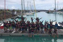 Ce week-end, neuf équipages se sont confrontés aux îles.