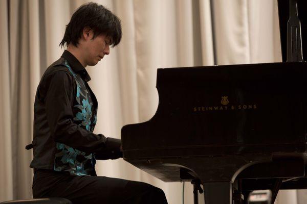 Kotaro Fukuma en concert à Tahiti 3