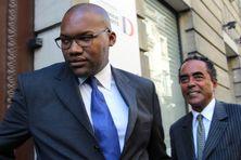 Ex-otage d'Arlit, Thierry Dol et son avocat Mr Ursulet ont rencontré le Défenseur des droits, mercredi 6 juillet, à Paris.
