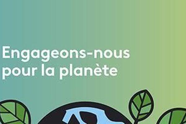 Engageons-nous pour la planète