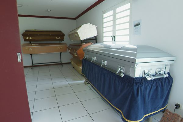 Cercueil covid