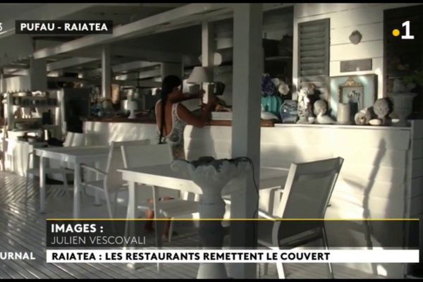 La restauration reprend en mode dégradé
