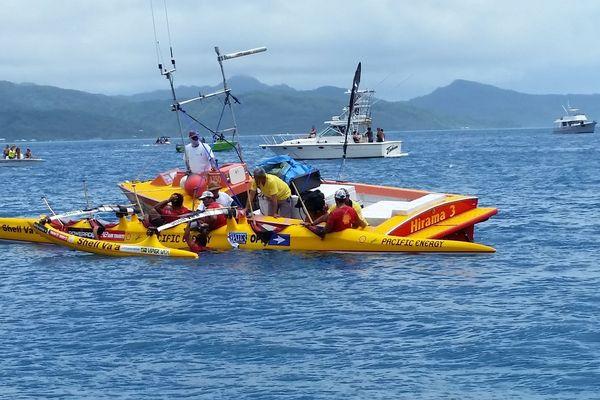 [REPLAY] Revivez les meilleurs moments de la 1e étape de Hawaiki Nui Va'a
