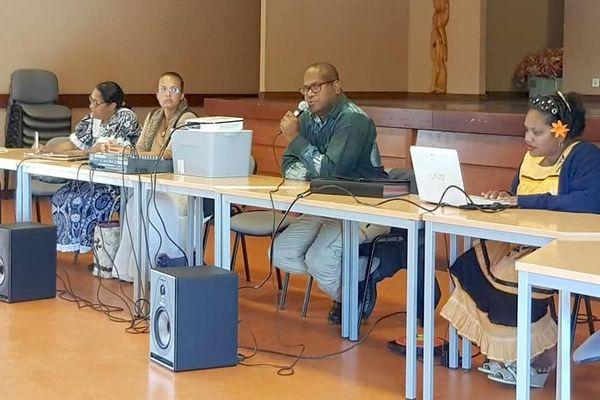 Assemblée générale du MNIS à Koné, 18 mai 2019