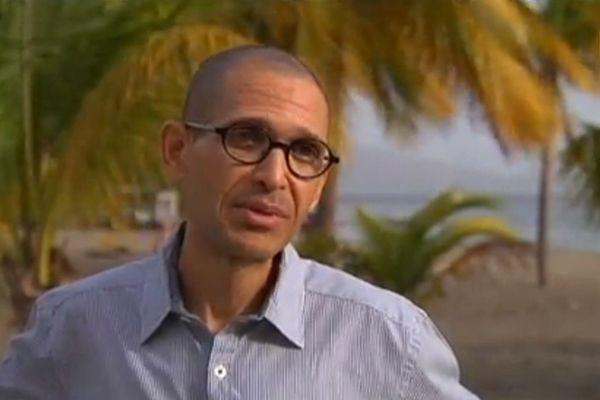 Pascal Saffache, professeur à l'Université des Antilles