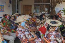 Ouverture du salon de l'artisanat de Rurutu