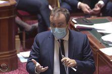 Sébastien Lecornu devant le Sénat, à propos des risques d'ingérences lors du référendum 2021