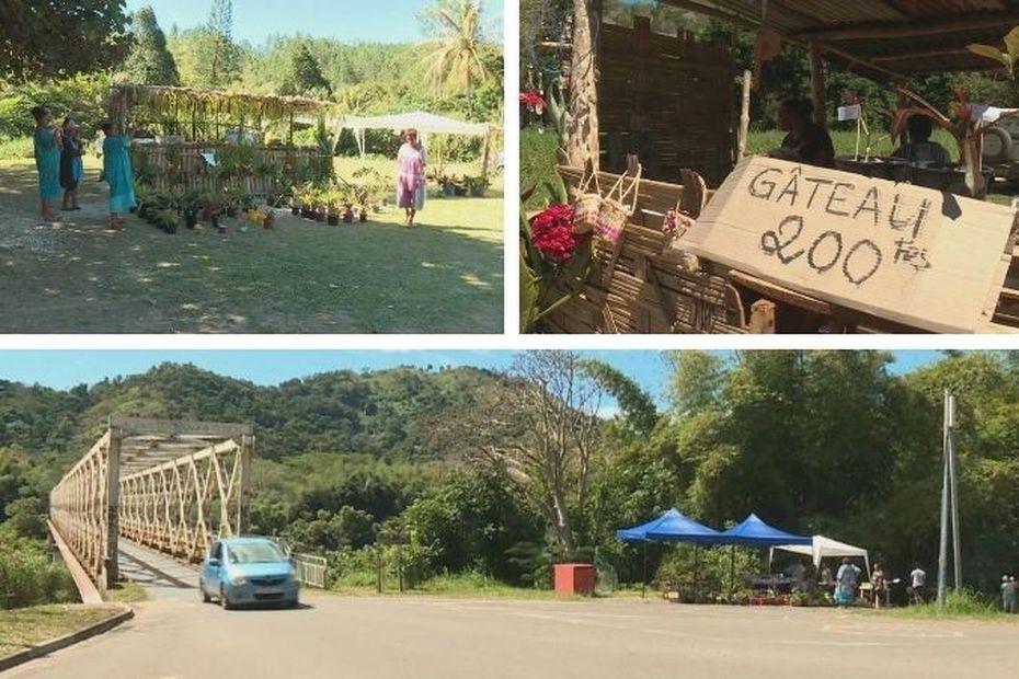À la découverte des marchés du bord de route - Nouvelle-Calédonie la 1ère
