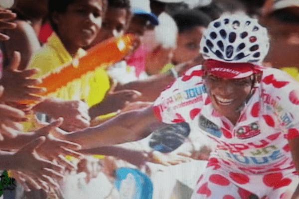 Joann Ruffine/ arrivée à Basse- Terre