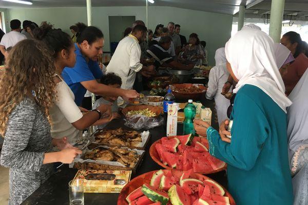 Aïd el-Fitr fin du Ramadan Bourail