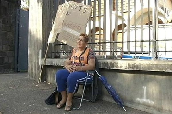 Grève de la faim - Maria Humblot