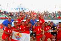 Coupe du monde : Les Tikitoa arrachent leur place en finale après les tirs aux buts !