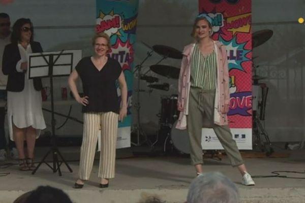 Le défilé de mode de l'association Vita'ville : le nouveau rendez-vous de l'été
