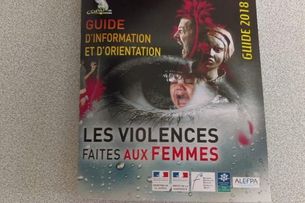 guide violences faites aux femmes