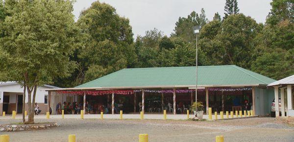 Convention du FLNKS au Kaimolo de Dumbéa, le 15 septembre 2018