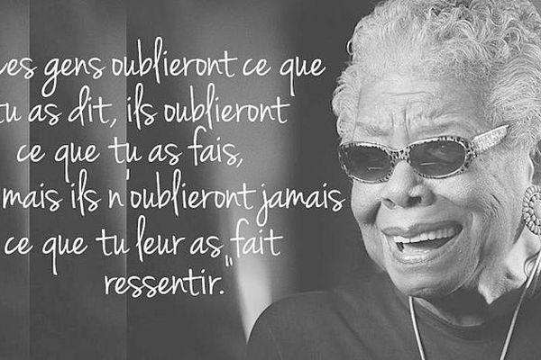 De Maya Angelou