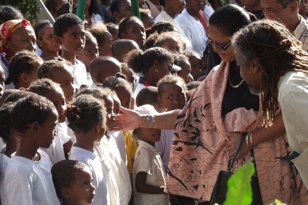 Visite ministérielle à Madagascar