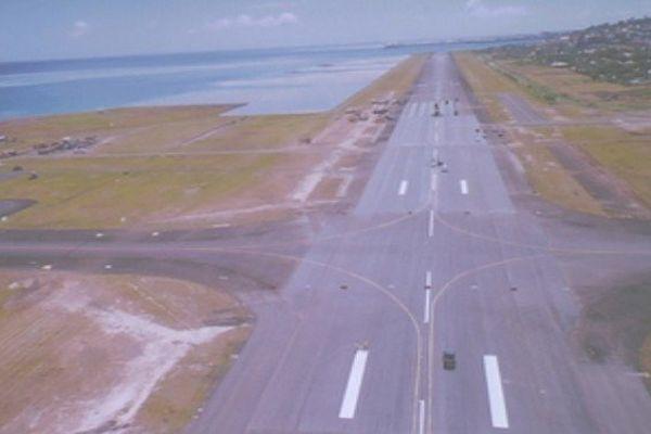 La piste rénovée de l'aéroport inaugurée