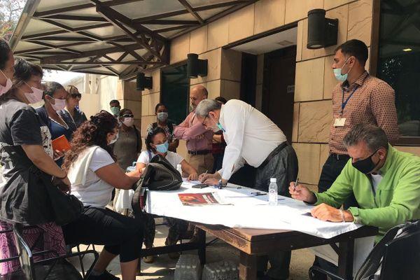 Coronavirus : Les réunionnais bloqués à New Delhi
