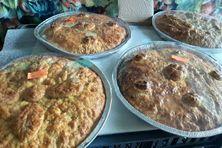 Le traditionnel pâté créole est depuis toujours sur les tables réunionnaises pour Noël.
