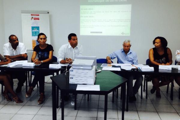 Conférence de presse pharmaciens
