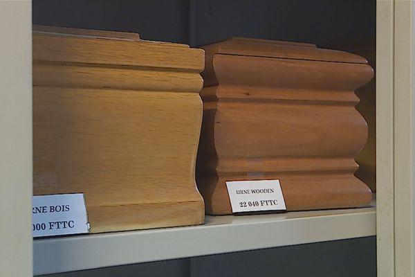 cercueils mort