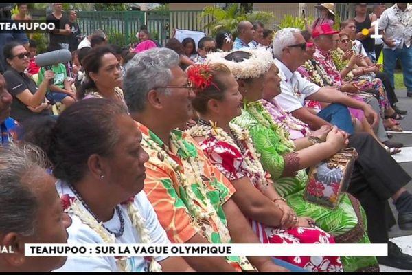 JO à Tahiti : le pays prêt à se mobiliser