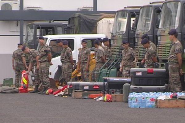 Saison cyclonique : un exercice grandeur nature de l'armée