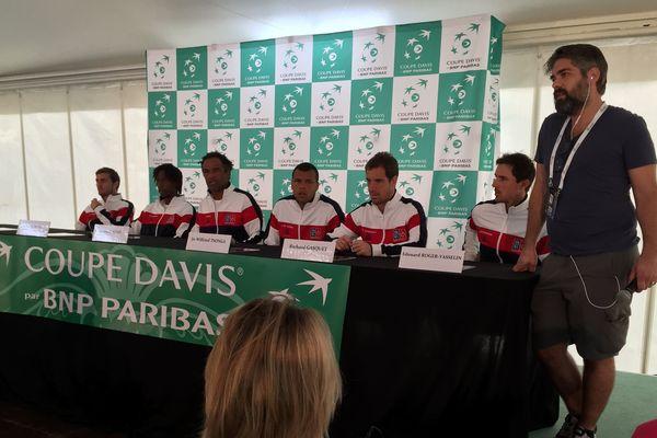 Equipe de France de Tennis