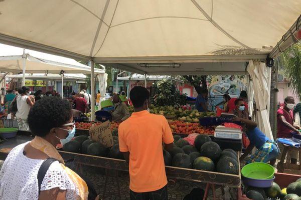 Public au marché