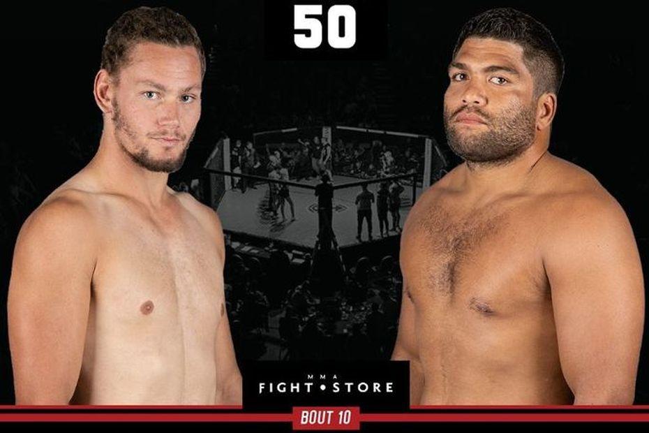 MMA : Henri Burns s'est incliné face à l'australien Ricky Biechun - Polynésie la 1ère