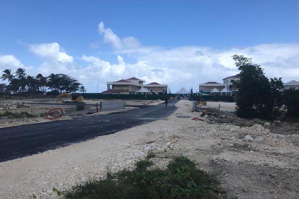 Ici, à Le moule, siégera bientôt le 1er Wellness resort balnéo  SPA de la Caraïbe