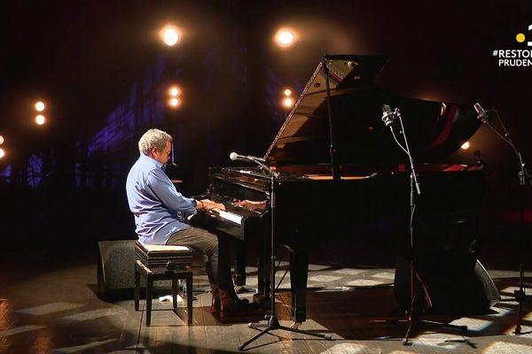 Mario Canonge, concert à La Réunion