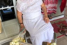 Marie Ah You fêtait ses 97 ans en octobre 2019