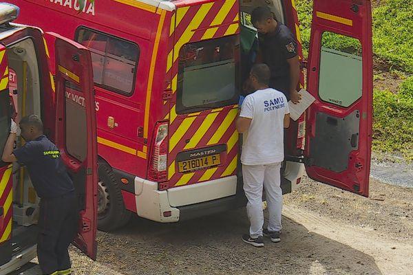 Six personnes sont touchées, deux sont dans un état comateux et deux sont gravement blessés