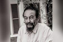Le poète martiniquais André Pierre-Louis Monchoachi.