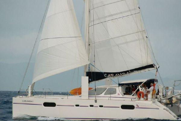 Sans nouvelles du voilier Caramba avec 7 personnes à bord