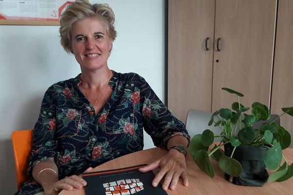 Claire Bourgeois, directrice de  l'ILERI