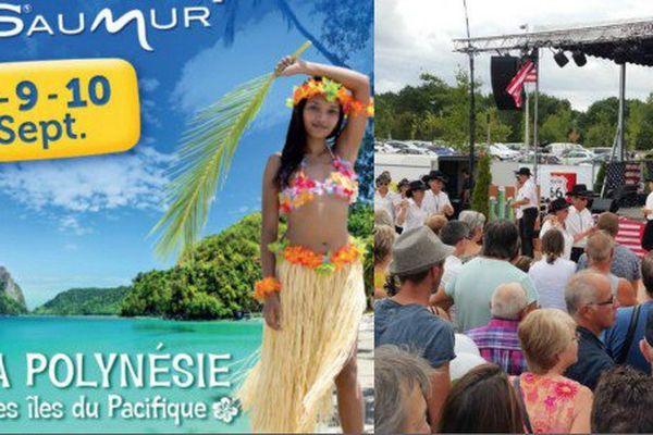 Après l'Ouest américain, la Polynésie à l'honneur de la foire de Saumur