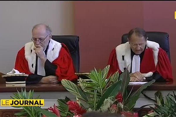 Rentrée judiciaire : les contraintes pénales seront applicables en 2015