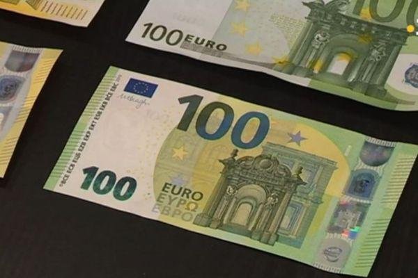 nouveaux billets 100 200 euros