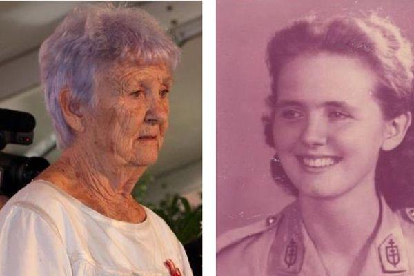 Lucette Huck est décédée à l'age de 95 ans