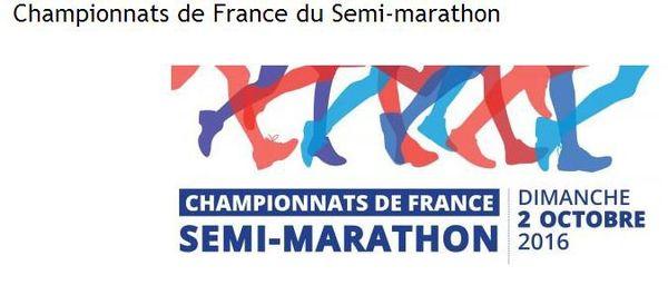 Semi marathon affiche 2016