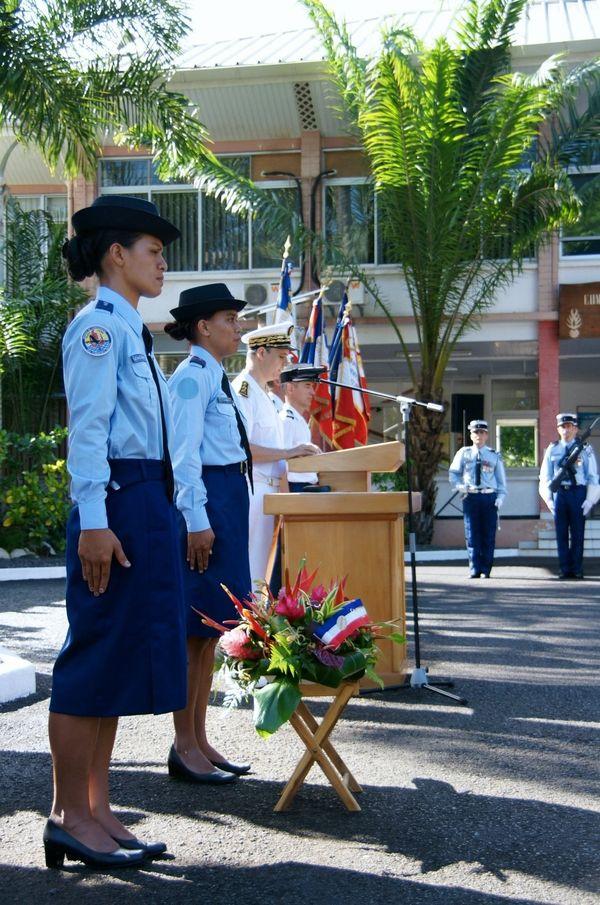 Gendarmerie cérémonie 2