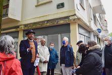 Visite guidée de Bayonne (27 avril 2021).