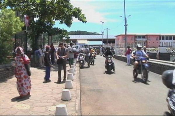 31 mars 2011, Mayotte département