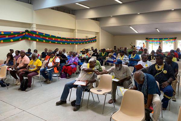 Parti travailliste, onzième congrès, Nouméa, 14 novembre 2020